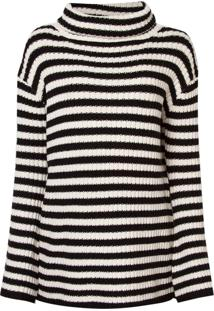 Blusa Striped Away (Listrado, Pp)