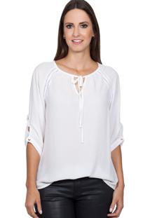 Blusa Love Poetry Offwhite