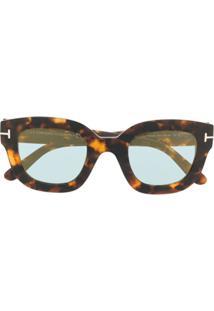 R  2138,00. Farfetch Tom Ford Eyewear Óculos De Sol   ... 2f6ac25595