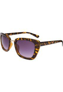 Zattini. Óculos Ray Flector Buckingham Rf276co - Feminino-Preto+Amarelo c762d710dc