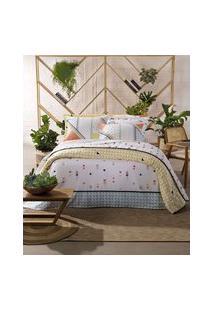 Kit Cobre Leito King Home Design Cool Santista 3 Peças
