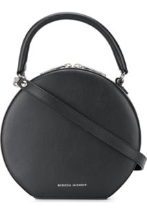 Rebecca Minkoff Small Zip-Around Tote Bag - Preto