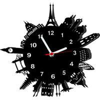679c3d6e6f1 Relógio De Parede Moderno Unissex