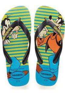 Chinelo Masculino Havaianas Disney Stylish 5209