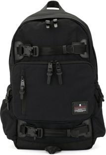 Makavelic Jade B.U. Evolution Backpack - Preto