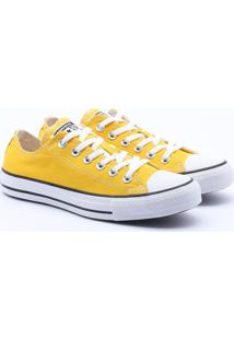 Tênis All Star Converse Chuck Taylor Amarelo