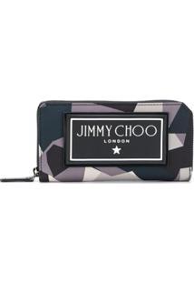 Jimmy Choo Carteira Sekicin - Azul