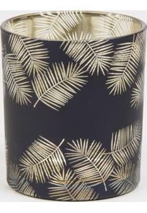 Luminária Black Feather - Luminaria Black Feather-Estampa-Un