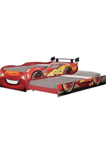 Bicama Carros Disney Fun - 8A C/02 Vol