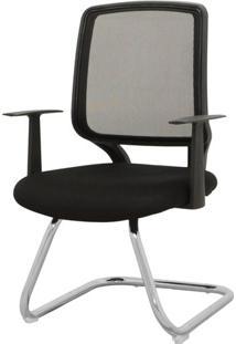 c5f7c02a26 ... Cadeira Avila Fixa Preta 93 Cm (Alt) - 43438 Sun House