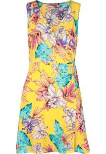 82c9019dd0 Passarela. Vestido Feminino Oxus Floral