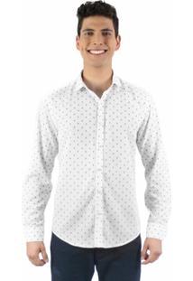 Camisa Norfolk Floral - Masculino
