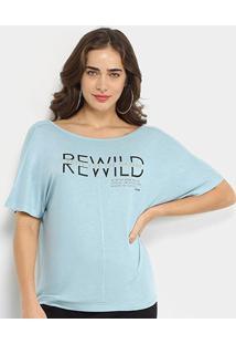 Camiseta Forum Rewild Taste For The Nature Feminina - Feminino