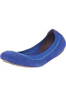 Sapatilha Santa Lolla Camurção Azul