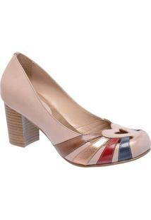 189ce9277c Privalia. Sapato Tradicional Em Couro Com Recortes ...
