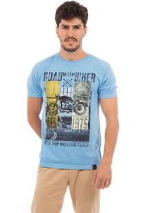 Camiseta Aes 1975 Trip Masculina - Masculino