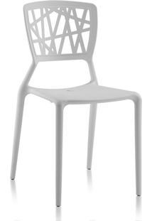 Cadeira Sala De Jantar Melissa Branca