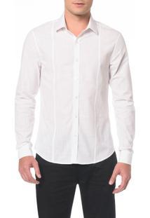 Camisa Slim Monte Calor Militar Recorte - 3