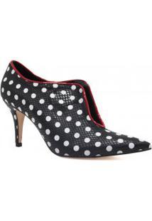 Sapato Zariff Shoes Scarpin Salto Fino