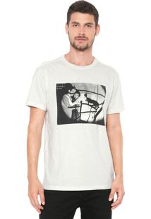 Camiseta Reserva Noir Off-White