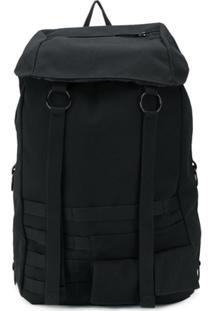 Eastpak X Raf Simons Strap Detail Backpack - Preto