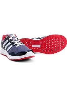 Tênis Adidas Duramo 7 Feminino - Feminino-Chumbo+Vermelho