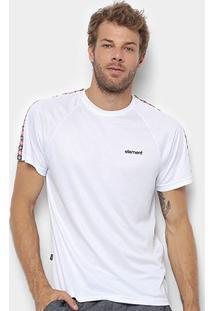 Camiseta Element Giorgio Masculina - Masculino