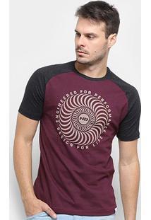 Camiseta Hd Raglan Crazy Masculina - Masculino