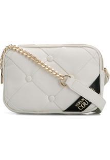 Versace Jeans Couture Bolsa Transversal - Branco