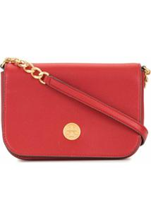 Tory Burch Red Shoulder Bag - Vermelho