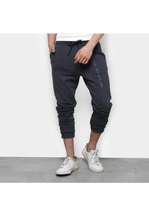 Calça Moletom Calvin Klein Relevo Masculina - Masculino