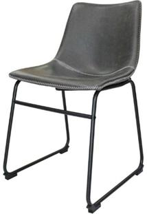Cadeira Flora Cinza 81 Cm (Alt) - 47399 Sun House