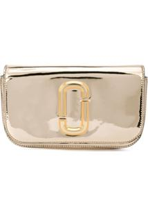 Marc Jacobs Clutch Long Shot - Cinza