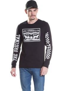 Camiseta Levis Graphic - Masculino