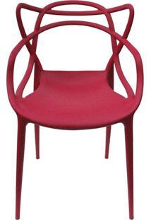 Cadeira De Jantar Allegra Cereja