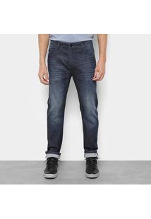 Calça Jeans Slim Ellus Masculina - Masculino