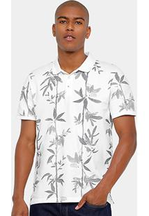 Camisa Polo Reserva Piquet Bamboo Masculina - Masculino