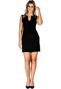 150a4a35e Vestido Textura Tule feminino | Shoelover