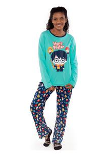 Pijama Harry Potter Adulto Pp
