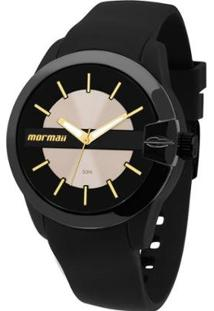 Relógio Mormaii - Mo2035Ao/8P - Feminino-Preto