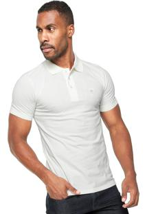Camisa Polo Polo Wear Lisa Off-White