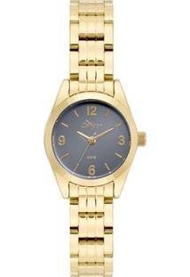 Relógio Condor Feminino Eterna Mini - Co2036Kua/4A Co2036Kua/4A - Feminino-Dourado