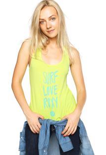 Blusa Roxy Spray