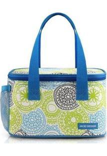Bolsa Térmica My Lolla Jacki Design Feminina - Feminino-Azul