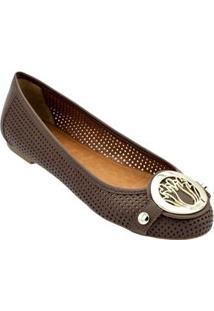 Sapatilha Feminina Sp0643 My Shoes - Amêndoa