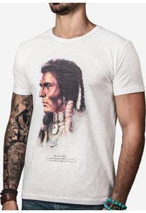 Camiseta Hermoso Compadre Índio Masculina - Masculino