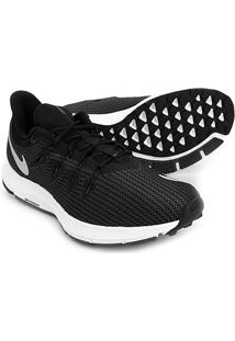 Tênis Nike Quest Masculino - Masculino-Preto+Cinza