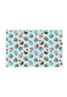 Painel Adesivo De Parede - Cupcakes - Confeitaria - 1407Pnm