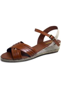 Anabela S2 Shoes Caramelo