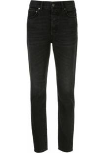 Boyish Denim Calça Jeans Reta The Billy - Preto